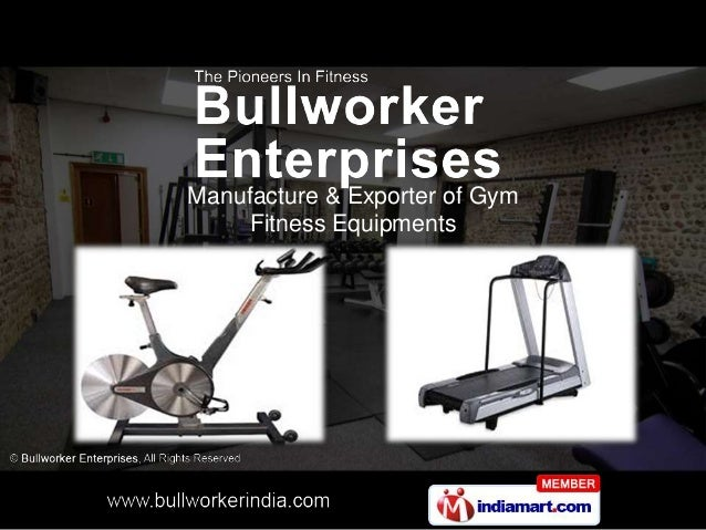 Manufacture & Exporter of Gym Fitness Equipments