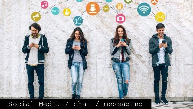 Social Media / chat / messaging
