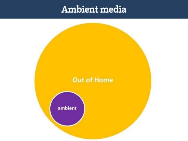 Ambient media – zaaranżuj przestrzeń publiczną Slide 3