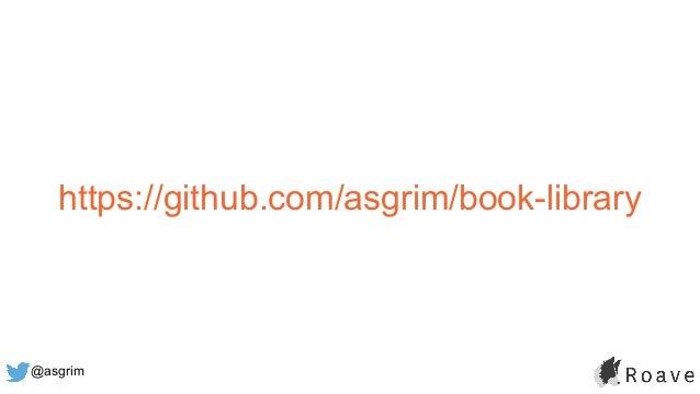 @asgrim https://github.com/asgrim/book-library