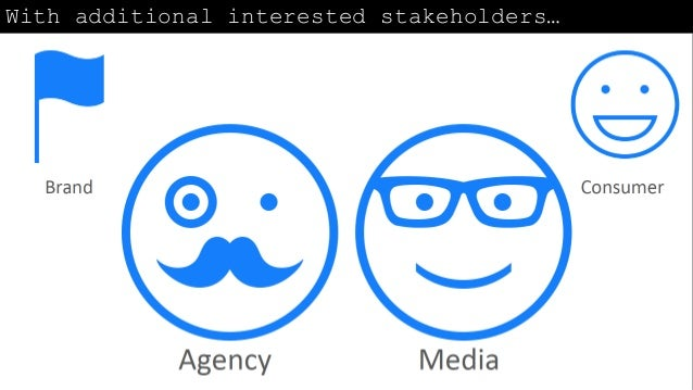 With additional interested stakeholders…