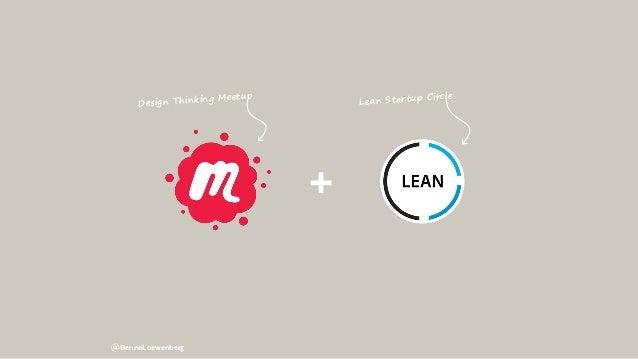 Design Sprint für Design Thinker & Lean Startup-er (deutsch) #dtfra Slide 3