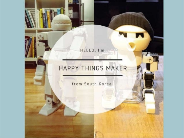 Introducing about Happy Things Maker