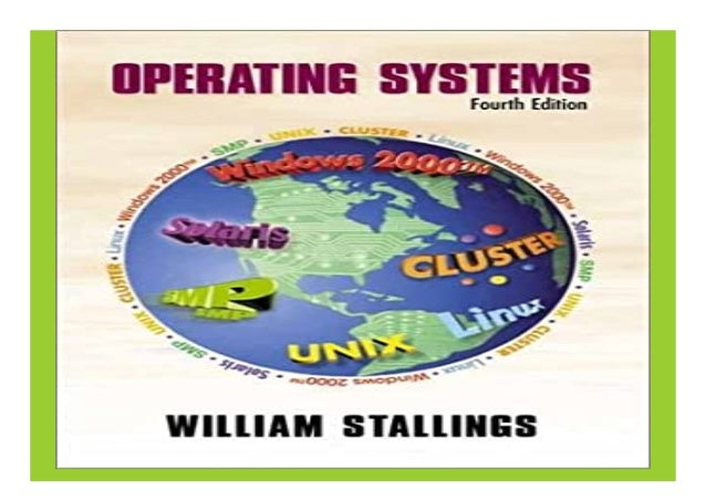 Operating Systems Internals And Design Principles 4th Edition Book 367