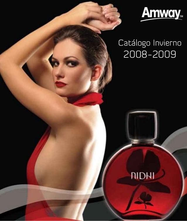 Catálogo Invierno 2008-2009
