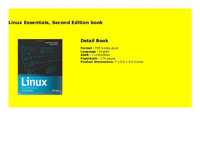 """Linux Essentials, Second Edition book Step-By Step To Download """" Linux Essentials, Second Edition book """" ebook: -Click The..."""
