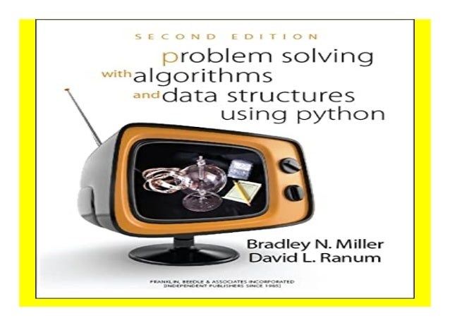 Problem Solving with Algorithms and Data Structures Using Python SECOND EDITION book Detail Book Format : PDF,kindle,epub ...
