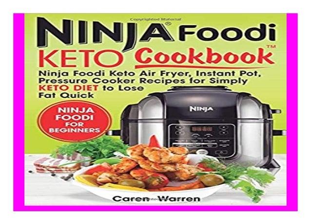 Keto Ninja Foodi Cookbook Ninja Foodi Keto Air Fryer Instant Pot Pr