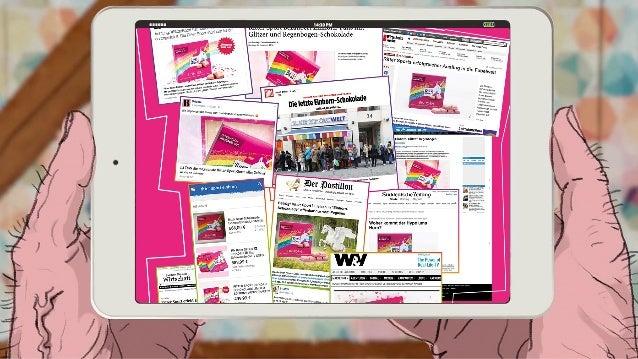 "2011 – Erste Crowdsourcing-Kampagne ""Blog-Schokolade"""