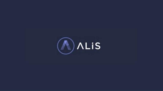 本日お伝えしたいこと • ALISのサービス概要、ICOを実施した理由、ICOの結果 • ICO実施者視点でのICOに対する理解・解釈 • 失敗しないICOのための条件と最低限クリアすべき勘所