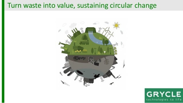 Turn waste into value, sustaining circular change