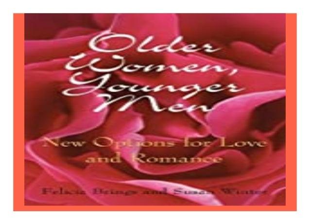 Man romance books younger older woman older