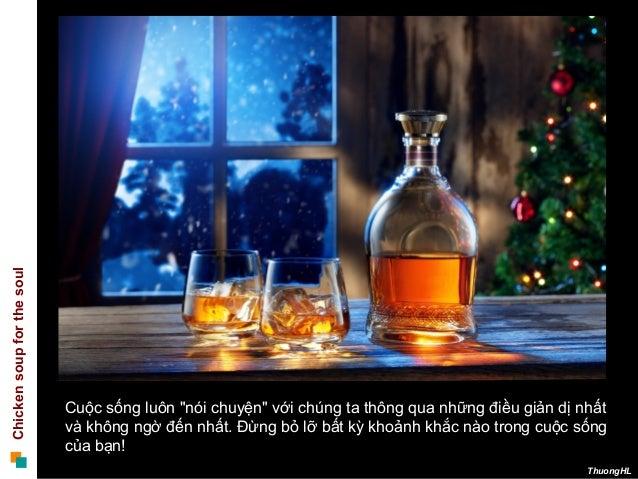 """Chickensoupforthesoul ThuongHL Cuộc sống luôn """"nói chuyện"""" với chúng ta thông qua những điều giản dị nhất và không ngờ đến..."""