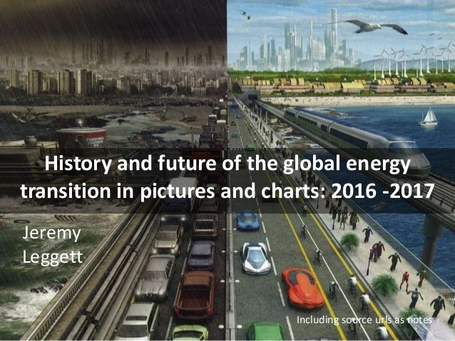 History and future of the global energy transition in pictures and charts: 2016 -2017 Including source urls as notes Jerem...