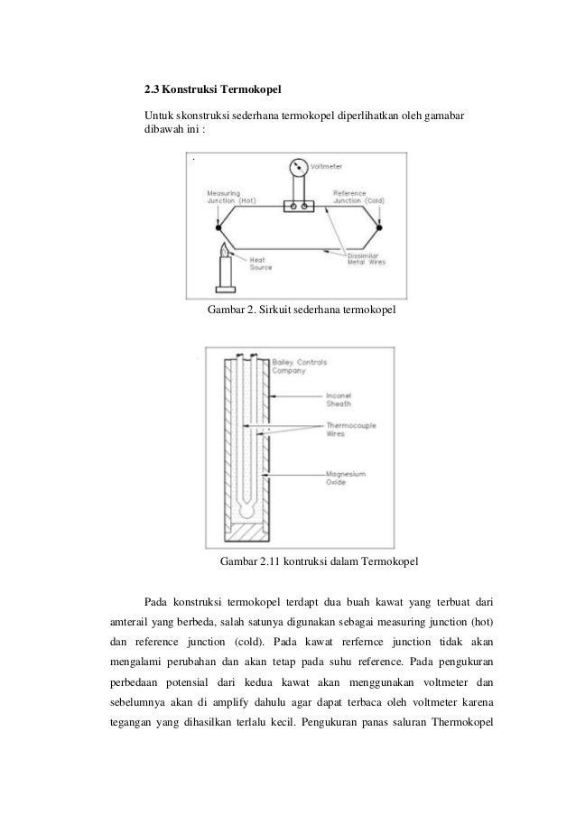 Makalah termokopel 8 23 konstruksi termokopel ccuart Images