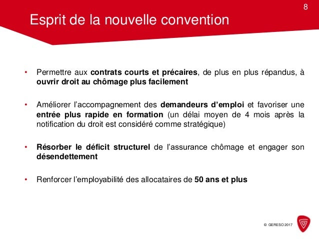 Conference Allocations Chomage Dans La Fonction Publique Quelle Act