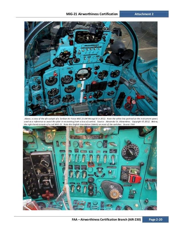 171705017 appendix-14-mi g-21-airworthiness-certification