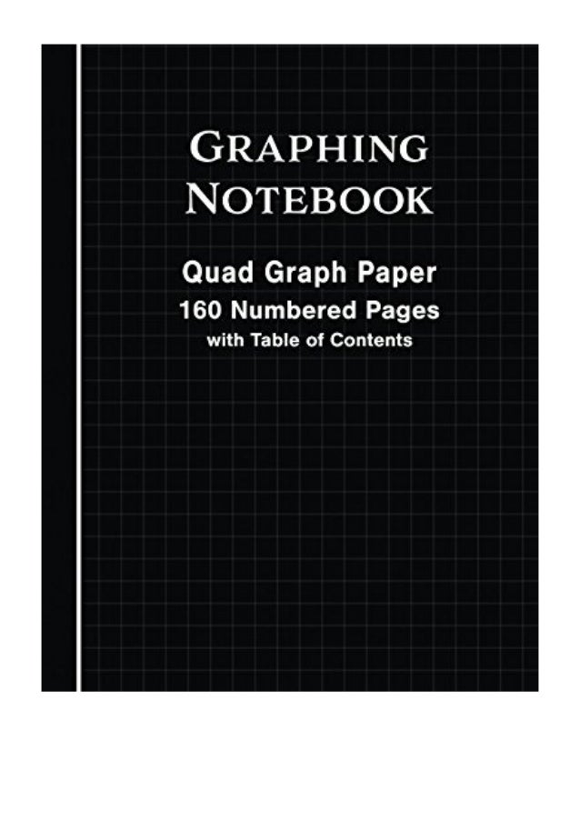 graphing notebook quad graph paper pdf sweet harmony press blank