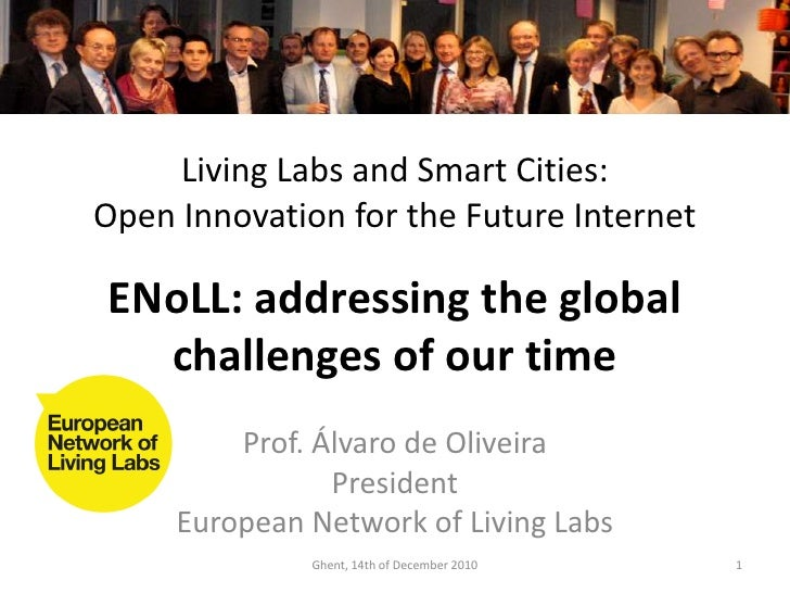 Prof. Álvaro de Oliveira - Adressing the global challenges of our time