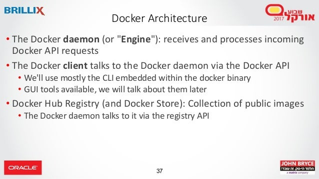 Docker Concepts for Oracle/MySQL DBAs and DevOps