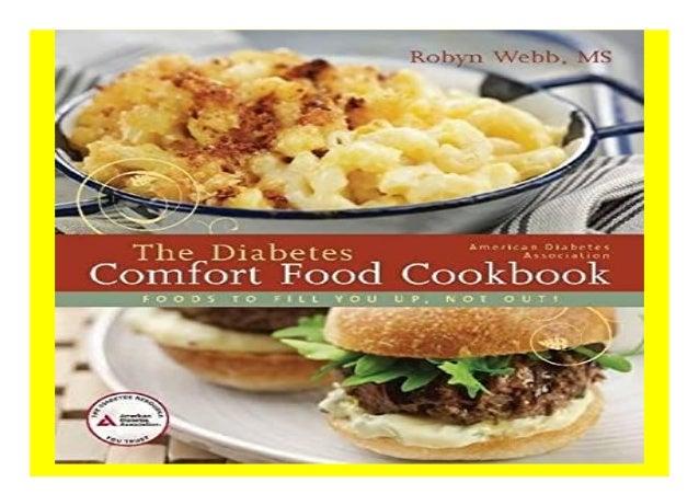 The American Diabetes Association Diabetes Comfort Food Cookbook book Detail Book Format : PdF, ePub, Audiobook &Magazine ...