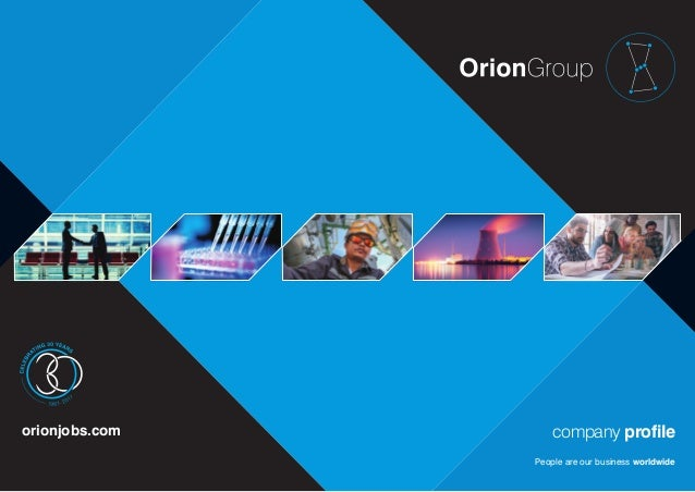 orionjobs.com company profile People are our business worldwide