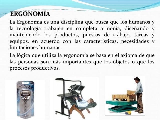 Ergonomia for Que es la ergonomia en la oficina