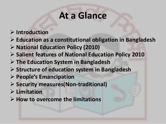 is the education system of bangladesh Education system in bangladesh (figure 1) 22 secondary level education institutions in bangladesh post-primary education in the general stream is imparted by junior secondary schools (grade 6-8), secondary schools.