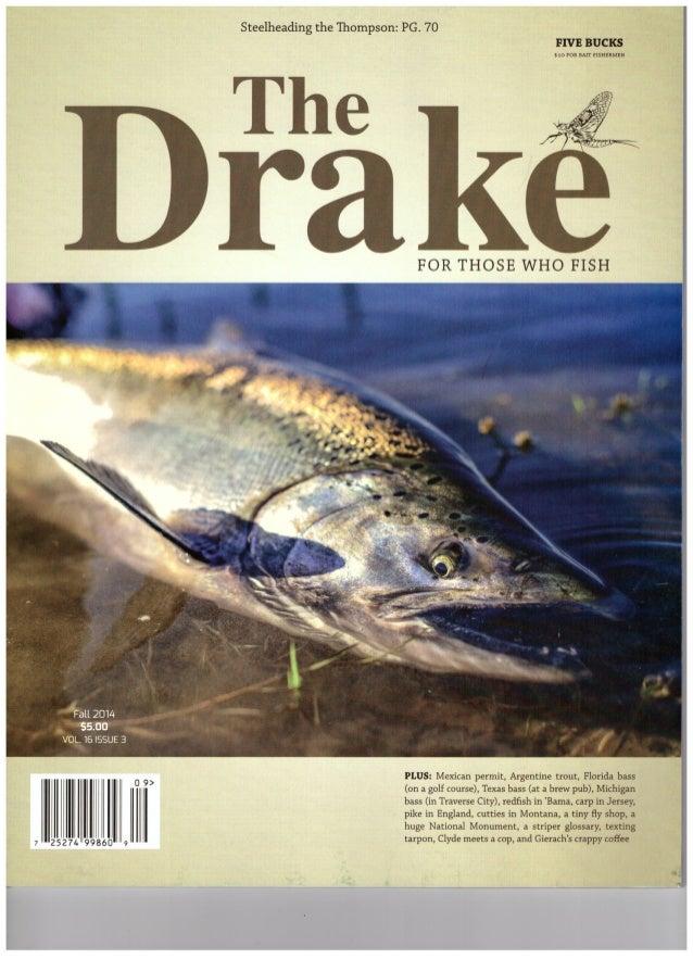 The Drake Fall 201480 CASTLE AND MARRIAM PEAKS, WHITE CLOUD MOUNTAINS, IDAHO.