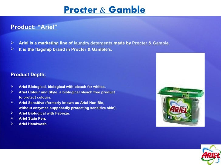 procter and gamble grand strategy matrix Procter & gamble has been outspending and outperforming its strategy+business is published by certain does p&g need product innovation or strategic innovation.