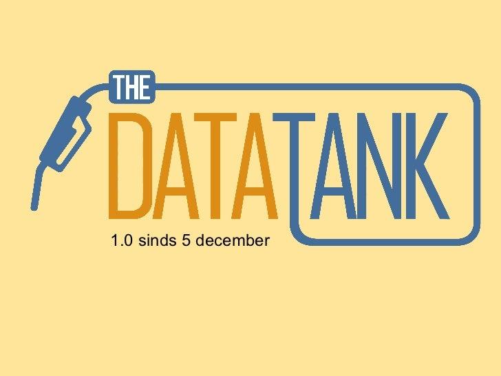 Een onoverzichtelijke slide ● Follow the stars ● RESTful web-service ● Small data    ○ data die via 1 HTTP-bericht op te h...