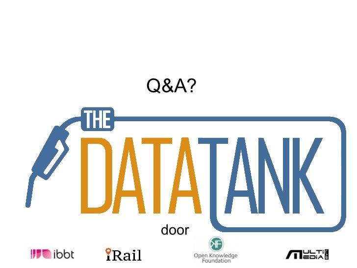 BarCamp WebLinksWorld - 17.35 Follow the stars with The Datatank (Pieter)