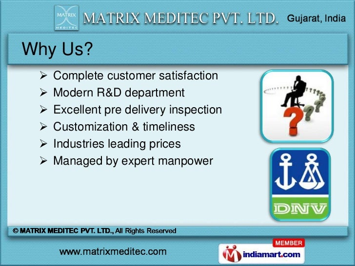 Why Us?    Complete customer satisfaction    Modern R&D department    Excellent pre delivery inspection    Customizati...
