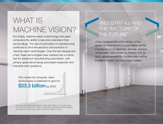 Machine Vision --How Intelligent Robots are Advancing Automation