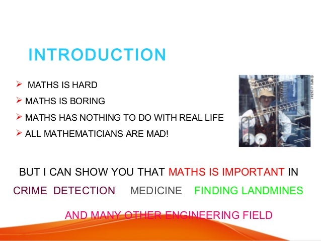 mathematics application fiels of engineering Slide 2