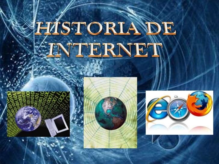 Internet es una redmundial de redes deordenadores quepermite lacomunicación entredos o más personasmedianteordenadores que...