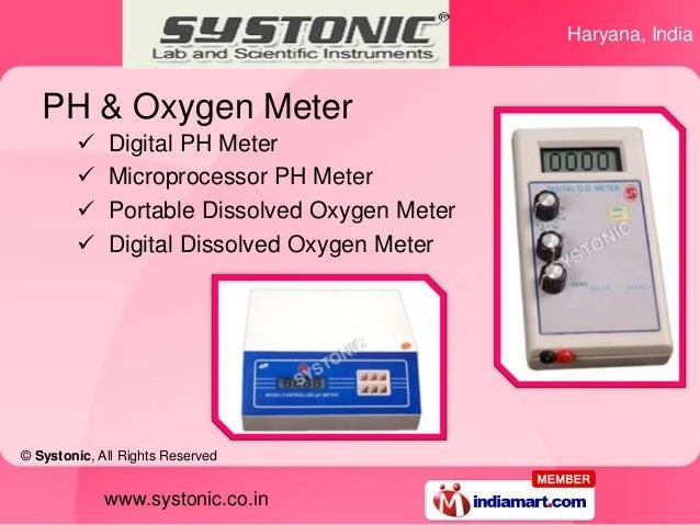 Haryana, India   PH & Oxygen Meter            Digital PH Meter            Microprocessor PH Meter            Portable D...