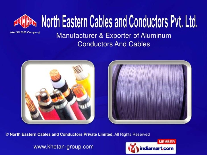 Manufacturer & Exporter of Aluminum Conductors And Cables<br />