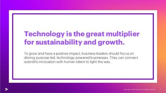 Oracle Technology Vision 2021 Slide 2