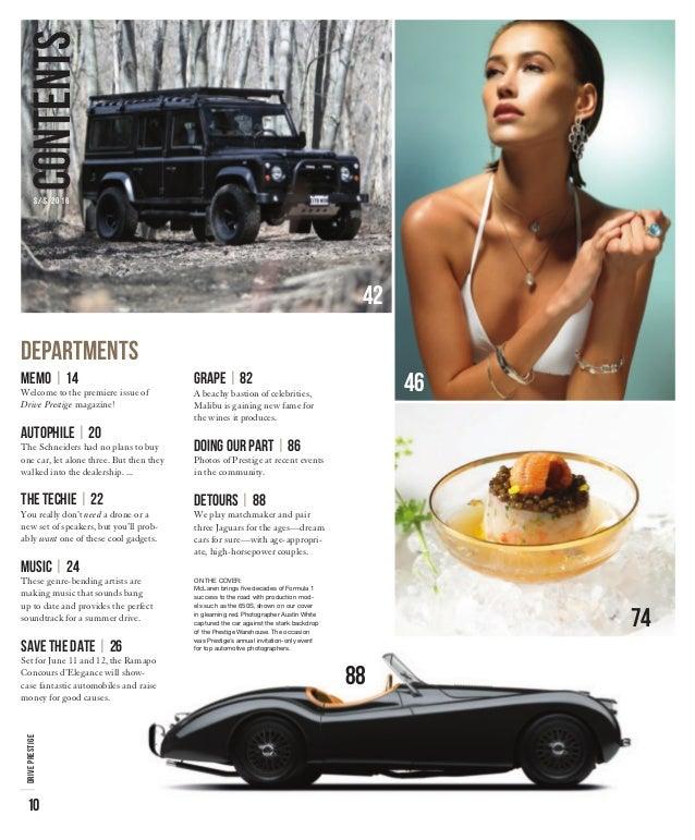 Drive Prestige Ss 16 Dig Edition