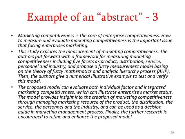 • Marketing competitiveness is the core of enterprise competitiveness. How to measure and evaluate marketing competitivene...