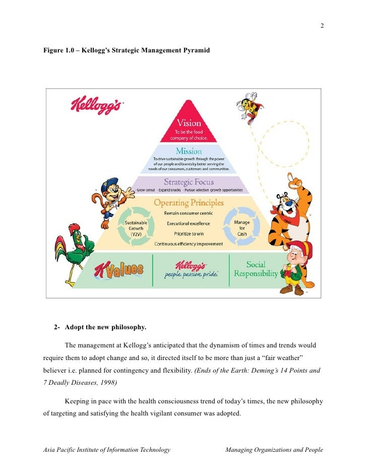 kelloggs case study Kellogs case study - download as powerpoint presentation (ppt), pdf file (pdf), text file (txt) or view presentation slides online.
