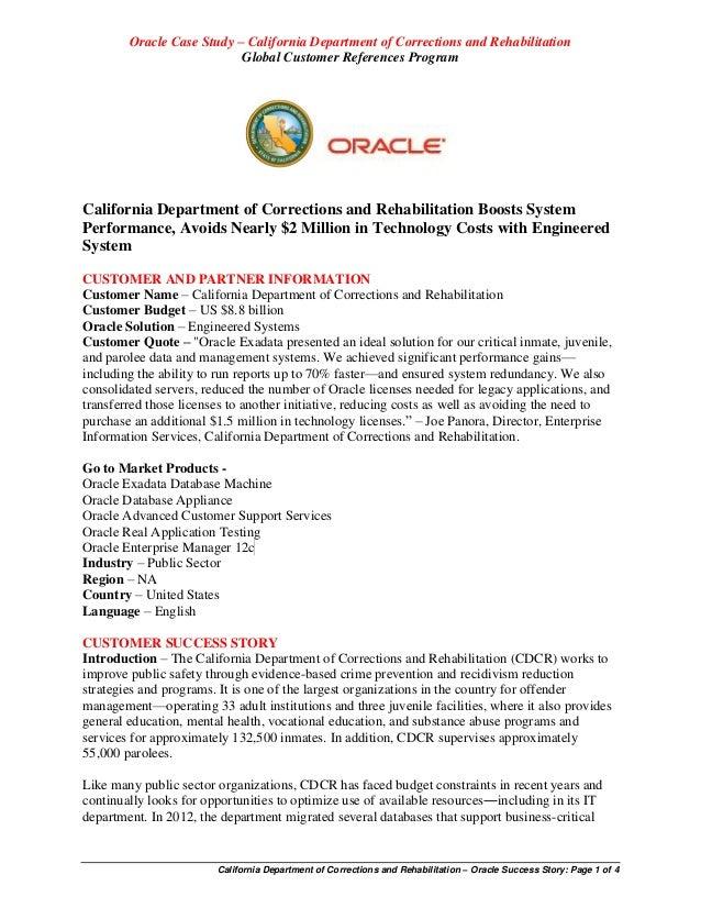 Oracle pl sql case studies