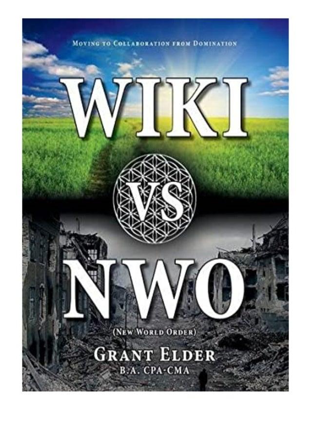 [PDF|BOOK|E-PUB|Mobi] epub$@@ Wiki vs NWO New World Order review DOWNLOAD EBOOK PDF KINDLE [full book] Description Book Wi...