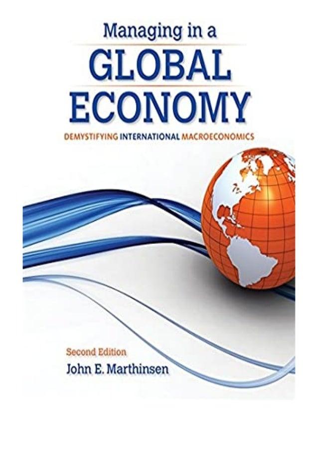[PDF|BOOK|E-PUB|Mobi] [download]_p.d.f$@@ Managing in a Global Economy Demystifying International Macroeconomics review DO...