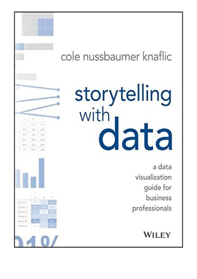 [PDF BOOK E-PUB Mobi] textbook$@@ Storytelling with Data A Data Visualization Guide for Business Professionals review DOWN...