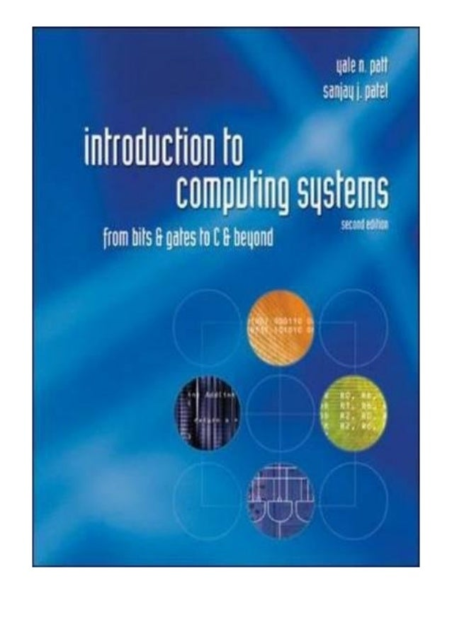 [PDF|BOOK|E-PUB|Mobi] $REad_E-book Introduction to Computing Systems From Bits and Gates to C and Beyond review DOWNLOAD E...