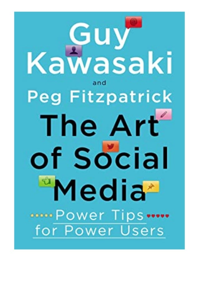 [PDF|BOOK|E-PUB|Mobi] [download]_p.d.f The Art of Social Media Power Tips for Power Users review DOWNLOAD EBOOK PDF KINDLE...