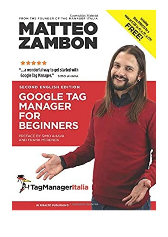 [PDF|BOOK|E-PUB|Mobi] ((Download))^^@@ Google Tag Manager for Beginners review DOWNLOAD EBOOK PDF KINDLE [full book] Descr...