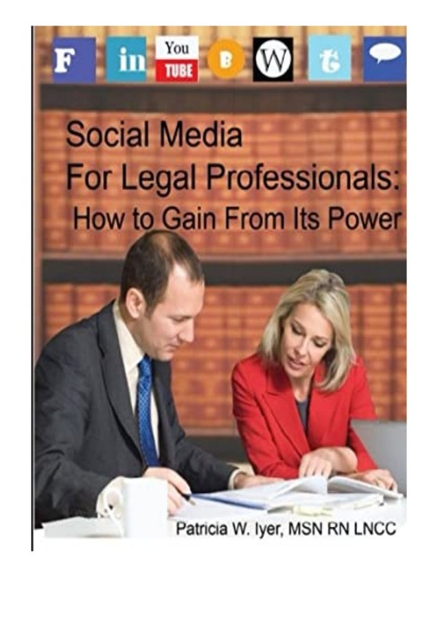 [PDF|BOOK|E-PUB|Mobi] textbook_$ Social Media for Legal Professionals How to Gain From Its Power review DOWNLOAD EBOOK PDF...